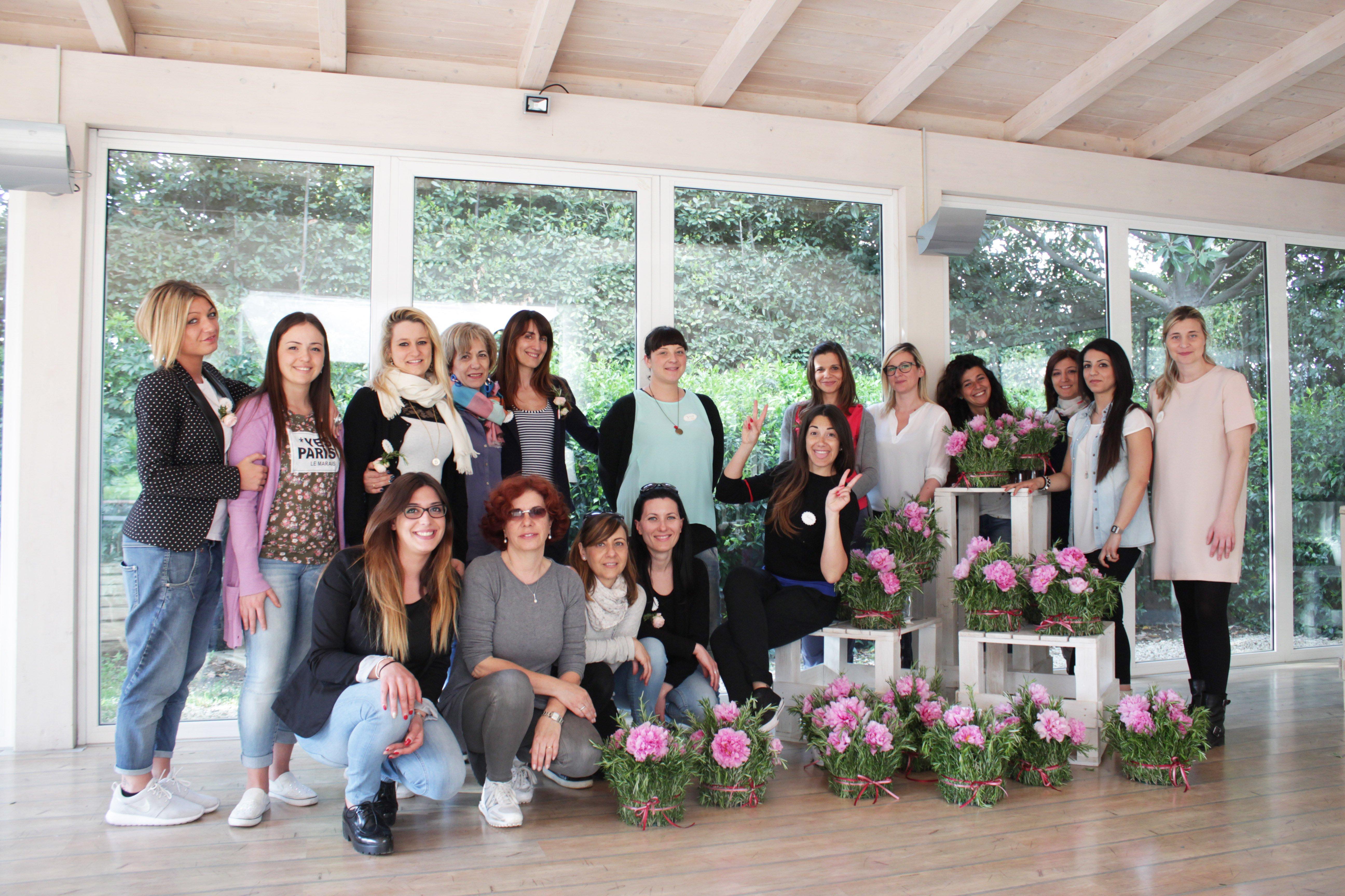federica ambrosini corsi di flower design
