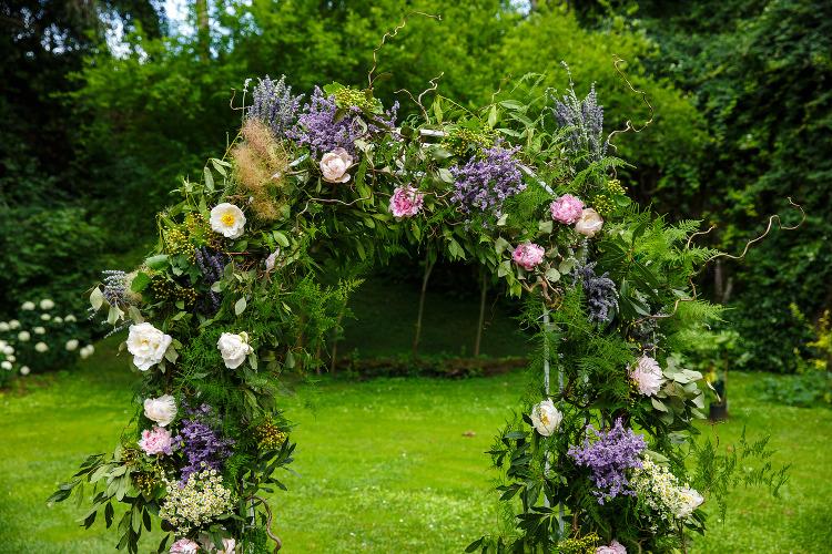 Matrimonio Country Chic Giardino : Matrimonio country chic a oltre il giardino sull appia