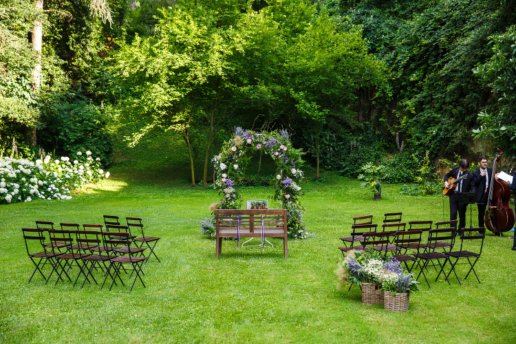 Matrimonio Country Chic Location Roma : Matrimonio country chic a oltre il giardino sull appia