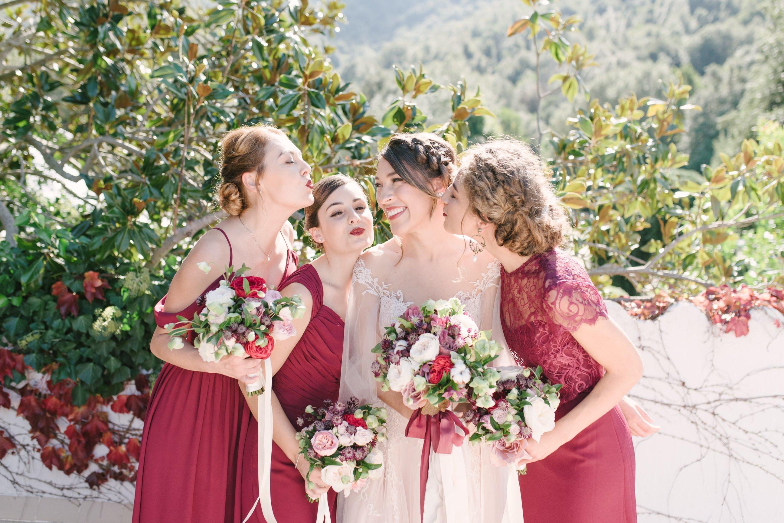 Elisa Mocci wedding