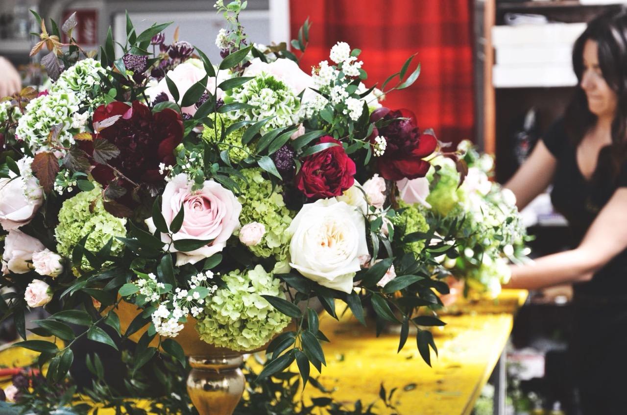 Allestimento floreale per matrimonio: il budget ideale