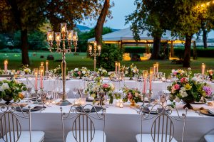 Wedding Planner Roma Allestimento Floreale