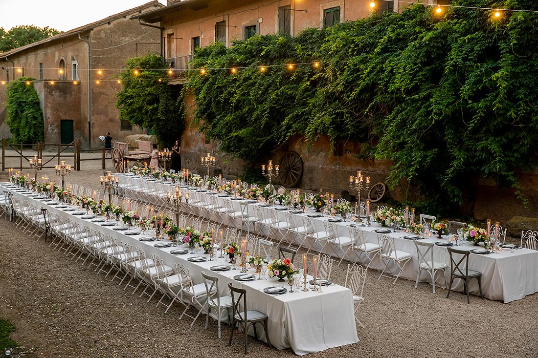 Wedding Planner Roma Masseria