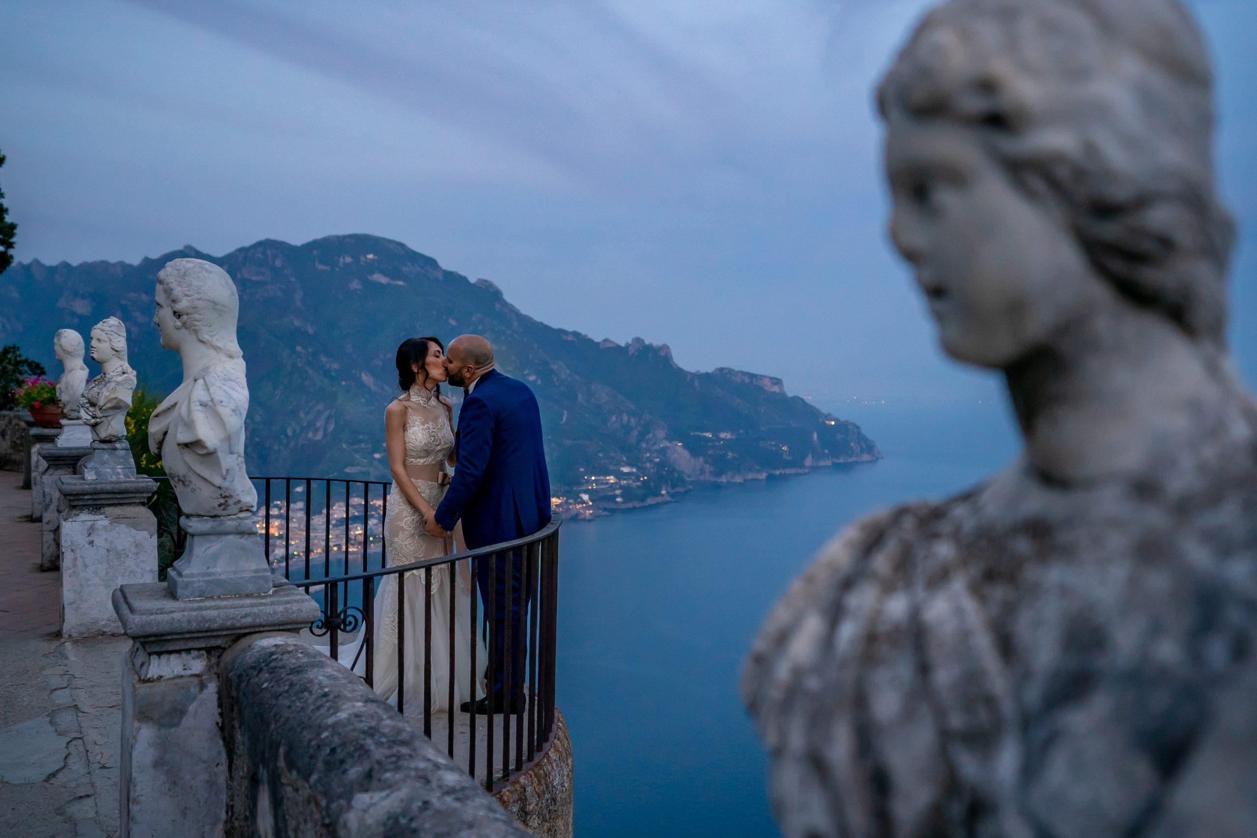 Villa Cimbrone – Destination Wedding