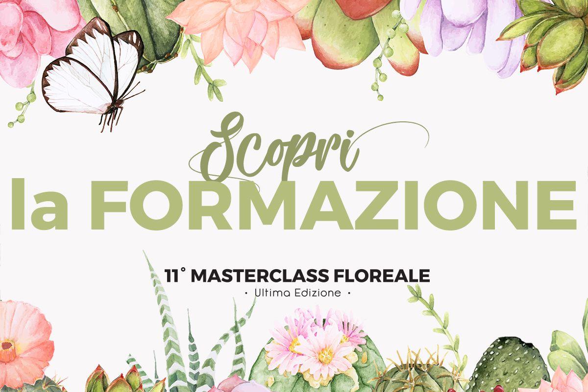 FORMAZIONE WEDDING PLANNER E FLORAL DESIGNER