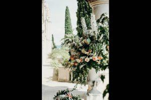 Allestimento Floreali Matrimonio Particolare dei Fiori