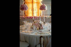 Floral Design Allestimento Tavolo
